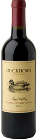 Duckhorn Cabernet Sauvignon Napa Valley